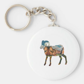 ATOP THE VALLEY KEYCHAIN