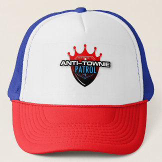 ATP Trucker Hat with old-school mesh