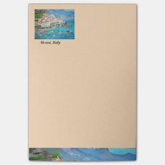 Atrani, Italy - Post-it® Notes