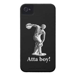 Atta Boy! iPhone 4 Case-Mate Case