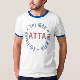 Atta Man Myth Legend Customizable T-Shirt