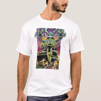 Attack of the Computer Monster T-Shirt