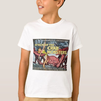 Attack of the Crab Monster T-Shirt