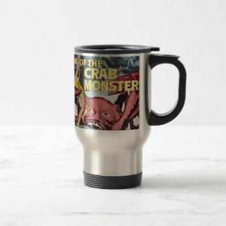 Attack of the Crab Monster Travel Mug