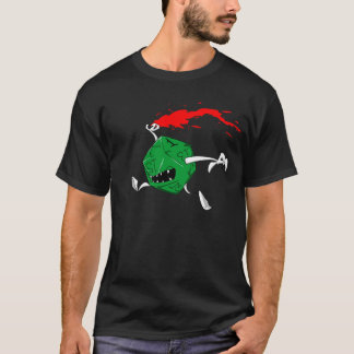 Attack of the Killer D20 T-Shirt