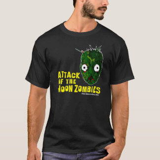 Attack of the Moon Zombies! T-Shirt