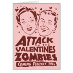 Attack of the Valentines Zombies