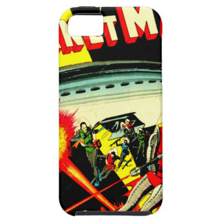 Attack on Planet Mars Case For The iPhone 5