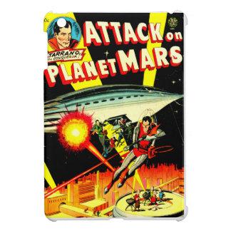 Attack on Planet Mars iPad Mini Cover