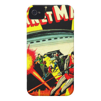 Attack on Planet Mars iPhone 4 Case-Mate Case