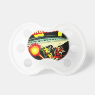 Attack on Planet Mars Pacifier