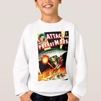 Attack on Planet Mars Sweatshirt