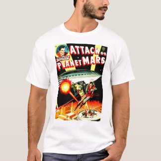 Attack on Planet Mars T-Shirt