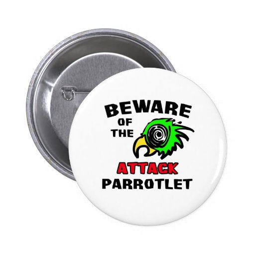 Attack Parrotlet Pin