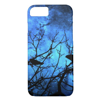 Attempted Murder: Crows, Blue Skies iPhone 8/7 Case