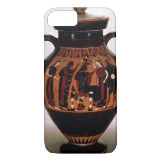 Attic black-figure amphora depicting the Birth of iPhone 7 Case