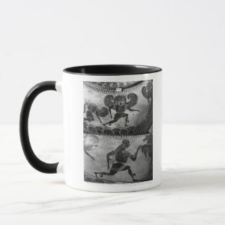 Attic black-figure dinos mug