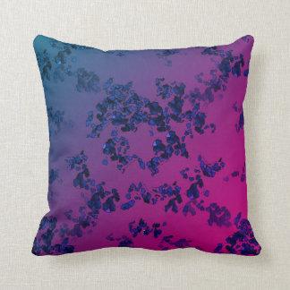 Attic-Find-Vintage-Ivy(c) Miami Glow & Ivy_ Throw Pillow