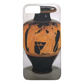 Attic red-figure stamnos depicting the Infant Hera iPhone 7 Case