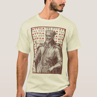 Attila The Hun - Scourge of the Roman Empire T-Shirt