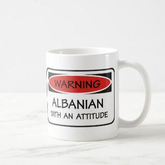 Attitude Albanian Coffee Mug
