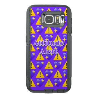 Attitude Alert Samsung Galaxy S6 Otterbox Case