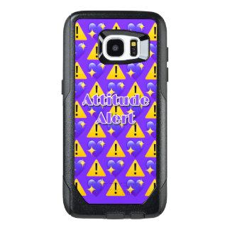 Attitude Alert Samsung Galaxy S7 Edge Otterbox