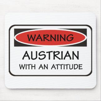 Attitude Austrian Mouse Pad