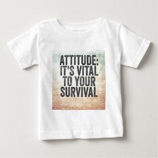 Attitude Baby T-Shirt