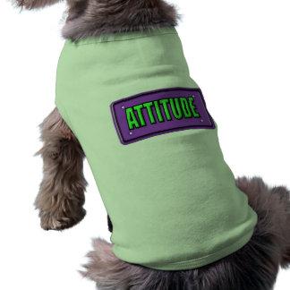 Attitude Doggie Tee