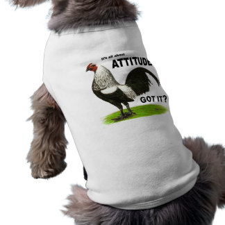 Attitude:  Got It? Pet Tee
