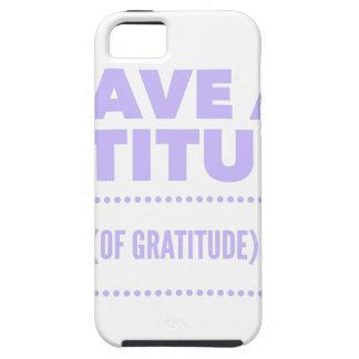 Attitude Gratitude Recovery Detox AA iPhone 5 Case