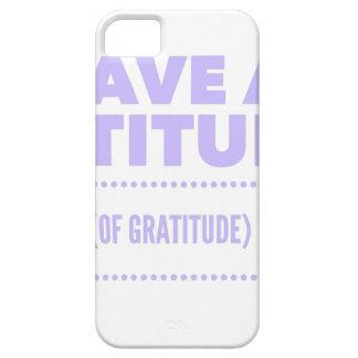 Attitude Gratitude Recovery Detox AA iPhone 5 Cases