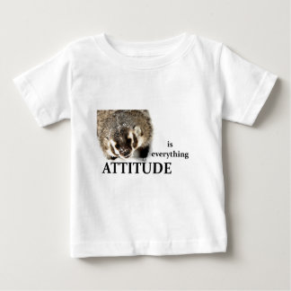 Attitude is everything baby T-Shirt