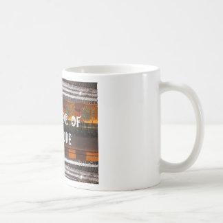 ATTITUDE of Gratitude  Text Wisdom Words Coffee Mug