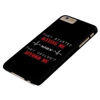 Attitude Quote On iPhone 6/6s Plus Phone Case