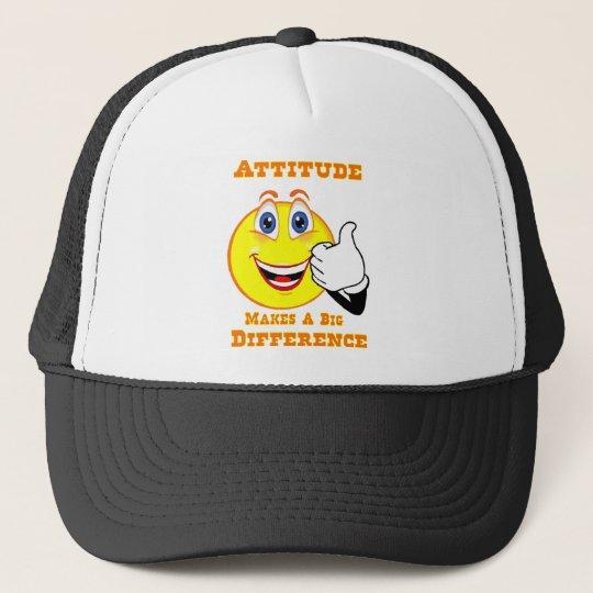 Attitude Trucker Hat