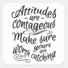 ATTITUDES motivational stickers