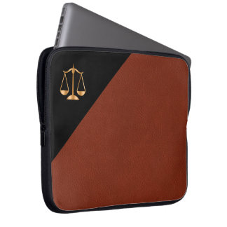 Attorney Classy Laptop Zipper Cases