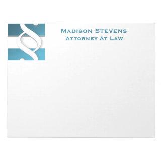 Attorney Lawyer Attorney Symbol Notepads