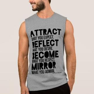 ATTRACT Men's Muscle Shirt