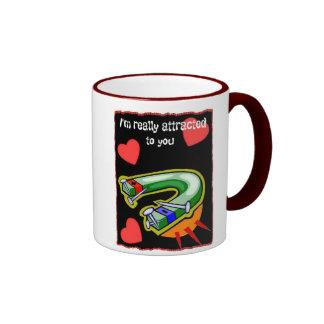 Attracted Ringer Mug