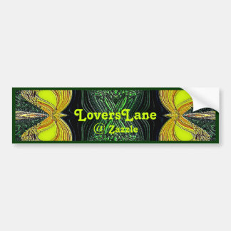 Attraction LoversLane Bumper Sticker
