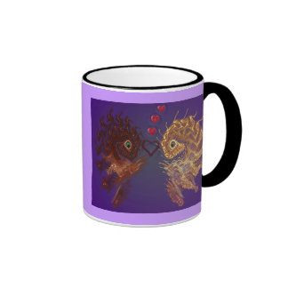Attraction Ringer Coffee Mug