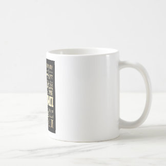 Attractions and Famous Places of Miami, Florida Coffee Mug