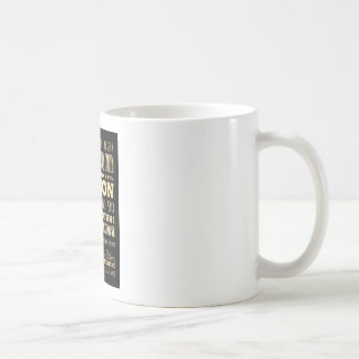Attractions and Famous Places of Tucson,Arizona Coffee Mug