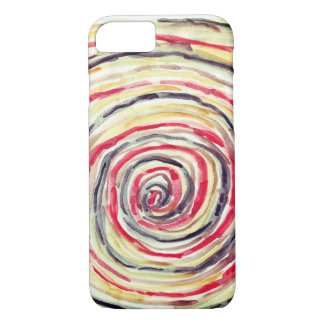 Attractive Art Mask iPhone 7 Case