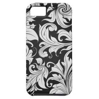 Attractive Black and White iPhone 5 Case Mate