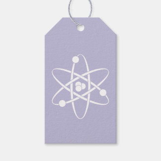 Attractive Forces in Lavender Gift Tag Pack Of Gift Tags
