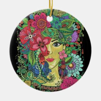 Attractive Gifts Ceramic Ornament